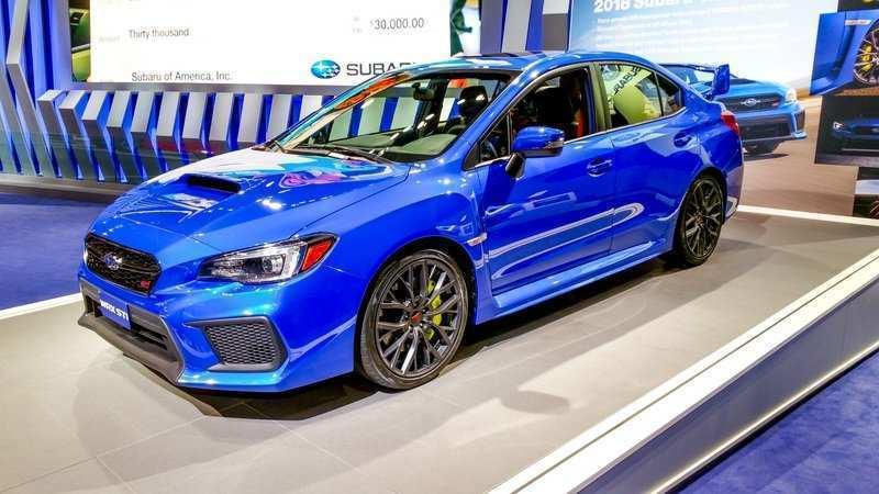 72 New 2020 Subaru Wrx Redesign Images with 2020 Subaru Wrx Redesign