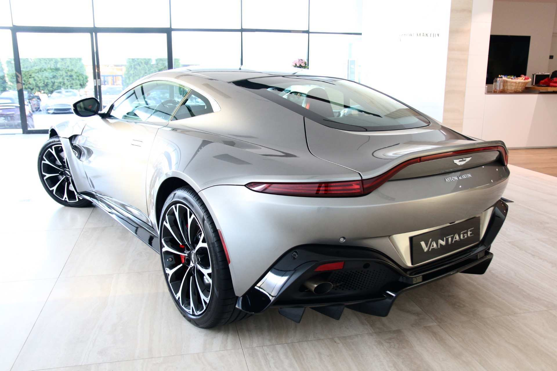 72 The 2019 Aston Martin Vantage Msrp Price and Review with 2019 Aston Martin Vantage Msrp