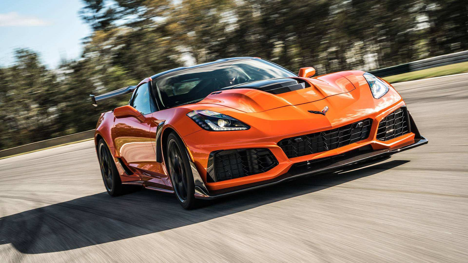 72 The 2019 Chevrolet Corvette Zr1 Ratings with 2019 Chevrolet Corvette Zr1