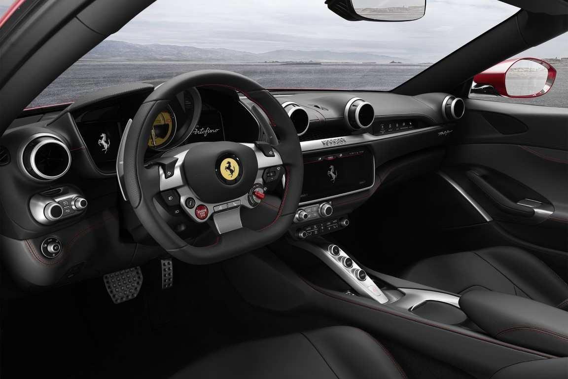 72 The 2019 Ferrari Interior Rumors with 2019 Ferrari Interior