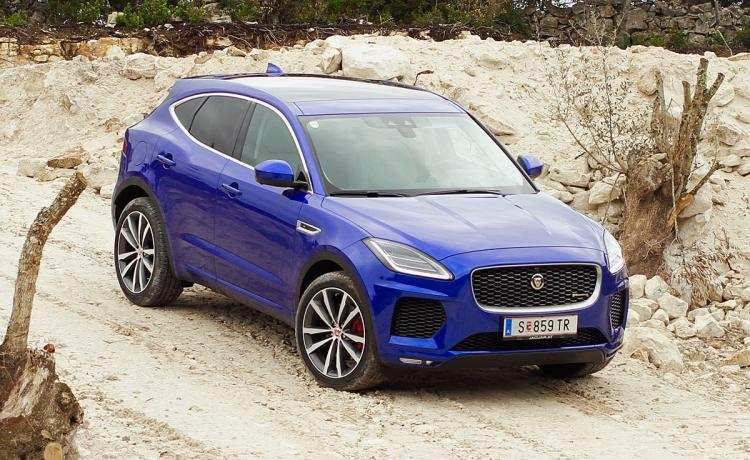 72 The 2019 Jaguar E Pace 2 Release with 2019 Jaguar E Pace 2