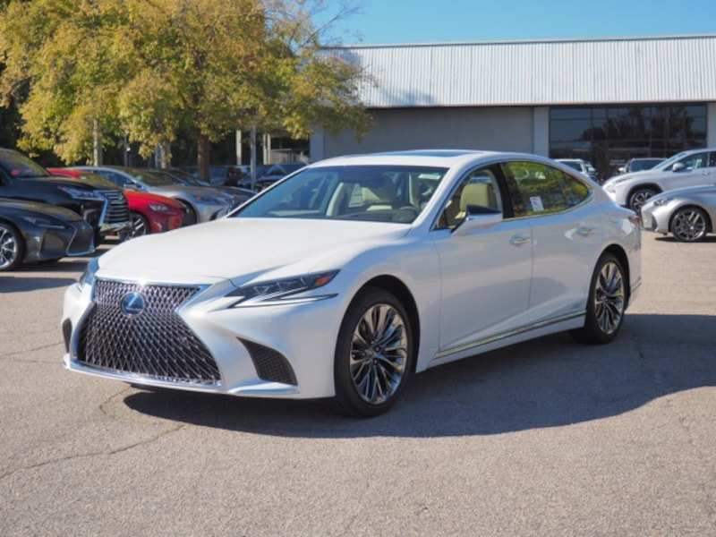 72 The 2019 Lexus Ls Price and Review by 2019 Lexus Ls