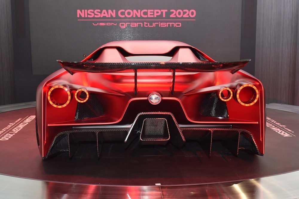 72 The 2020 Concept Nissan Gtr Engine for 2020 Concept Nissan Gtr