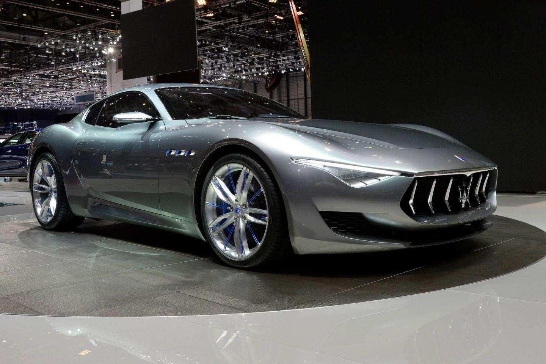 72 The Maserati Elettrica 2019 New Concept for Maserati Elettrica 2019