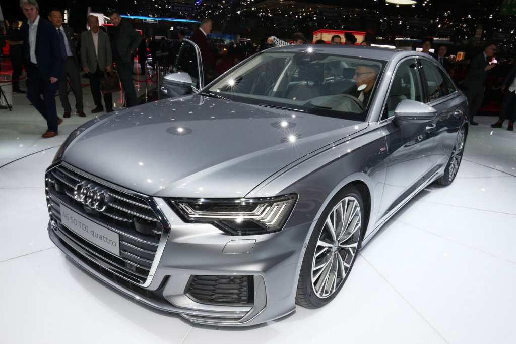 73 All New 2019 Audi A7 Frankfurt Auto Show Engine by 2019 Audi A7 Frankfurt Auto Show