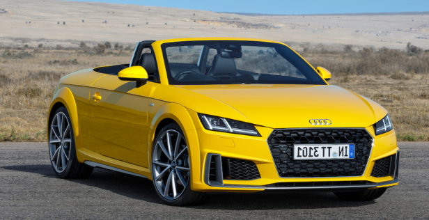 73 All New 2019 Audi Tt Changes Engine with 2019 Audi Tt Changes