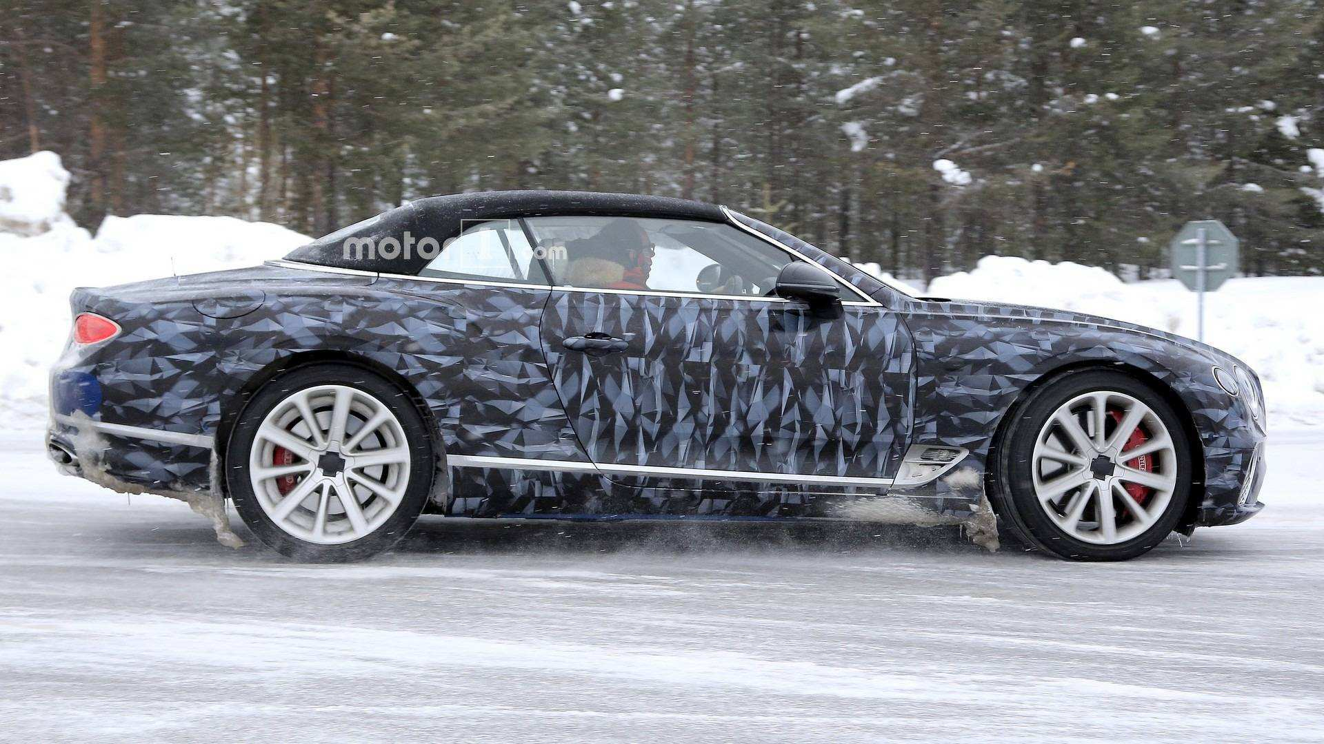 73 All New 2019 Bentley Gt V8 Picture with 2019 Bentley Gt V8