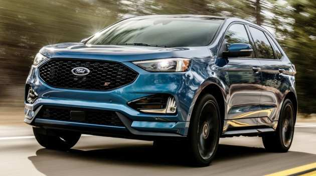 73 All New 2019 Ford Suv Release Date by 2019 Ford Suv