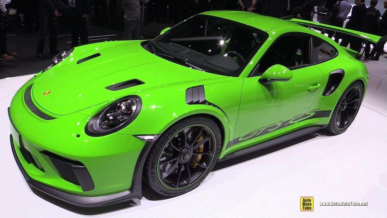73 All New 2019 Porsche 911 Gt3 Rs Rumors by 2019 Porsche 911 Gt3 Rs