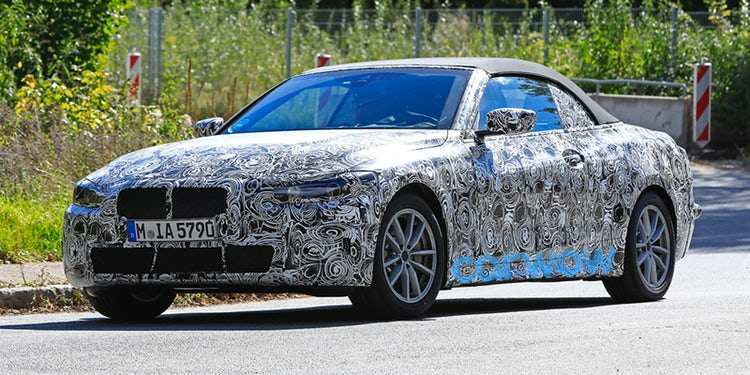 73 All New 2020 Bmw 4 Series Spy Shoot for 2020 Bmw 4 Series