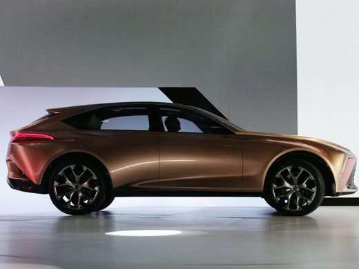 73 All New 2020 Lexus Lf1 Spy Shoot by 2020 Lexus Lf1