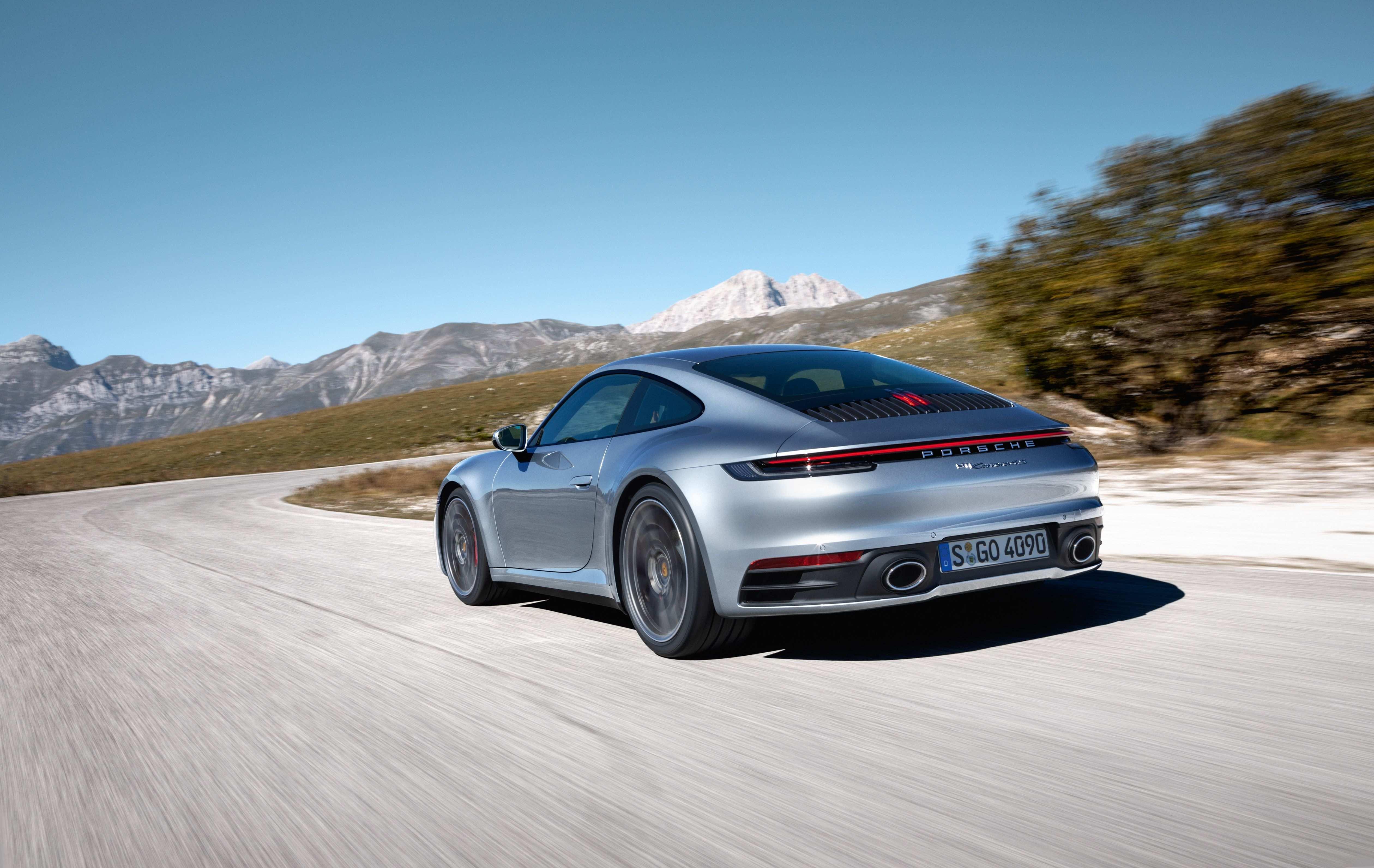 73 All New 2020 Porsche Spesification by 2020 Porsche