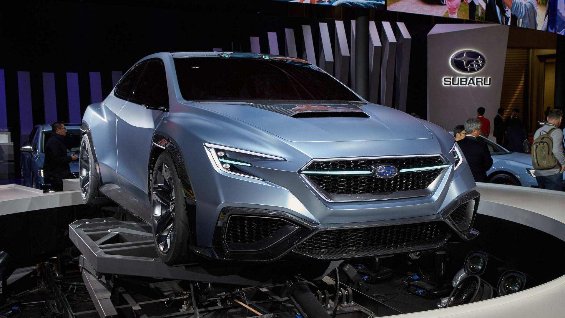 73 All New 2020 Subaru Sti Concept Wallpaper by 2020 Subaru Sti Concept