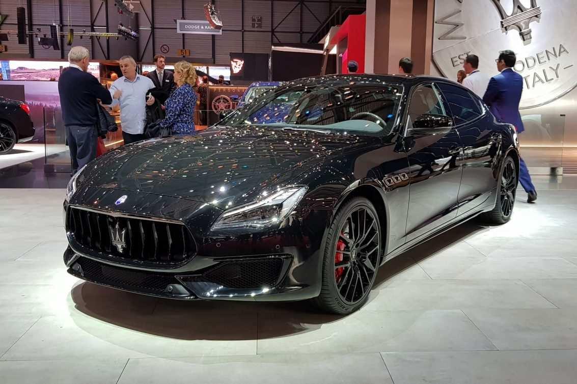 73 All New Maserati Granturismo 2019 Interior with Maserati Granturismo 2019