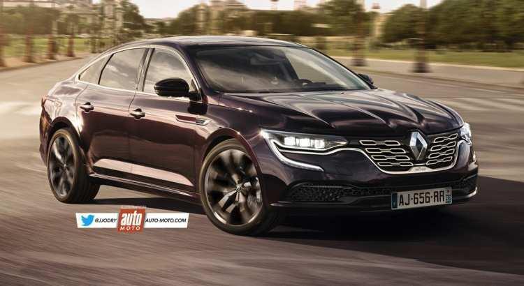73 All New Renault Talisman 2020 Spesification with Renault Talisman 2020