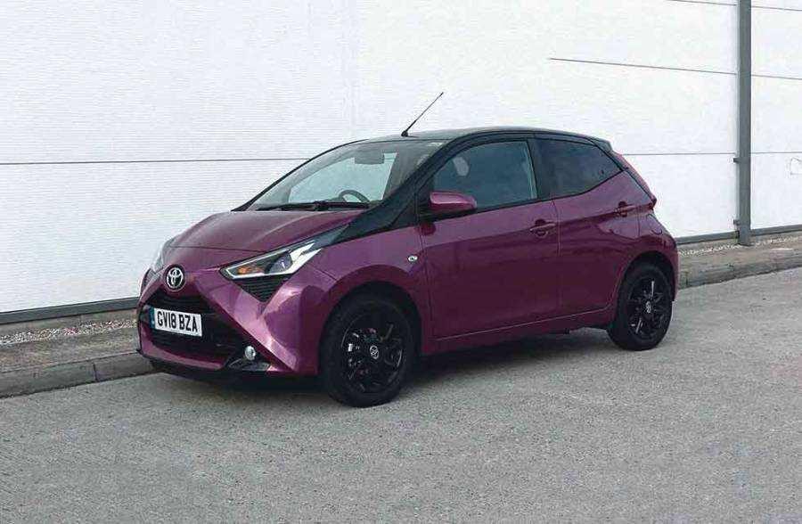 73 All New Toyota Aygo 2020 Redesign by Toyota Aygo 2020
