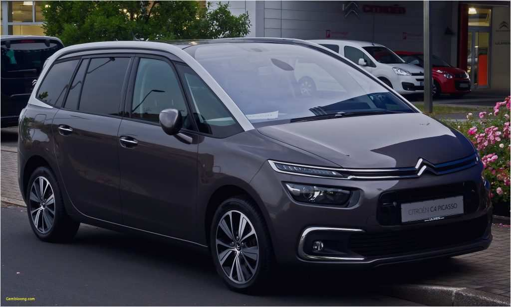 73 Best Review 2019 Citroen C4 Picasso Configurations by 2019 Citroen C4 Picasso