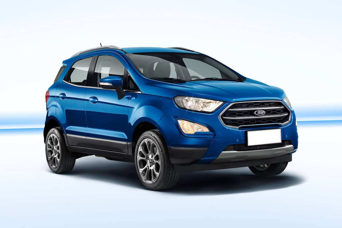 73 Best Review 2019 Ford Ecosport First Drive for 2019 Ford Ecosport