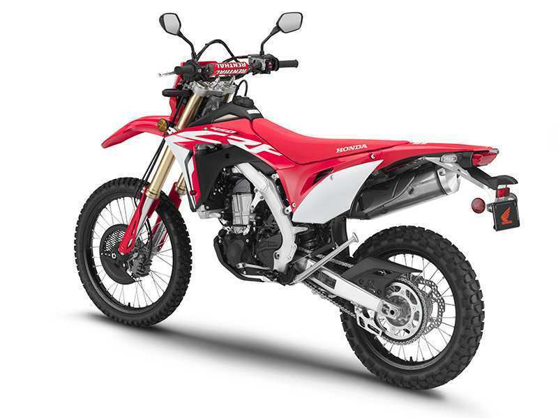 73 Best Review 2019 Honda Crf450L Price by 2019 Honda Crf450L