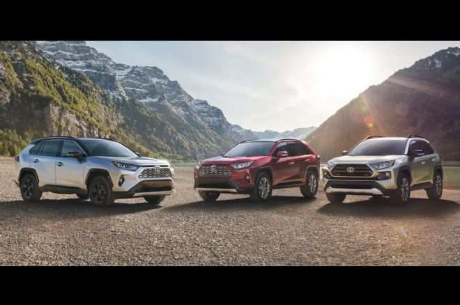 73 Best Review 2019 Toyota Lineup Interior for 2019 Toyota Lineup