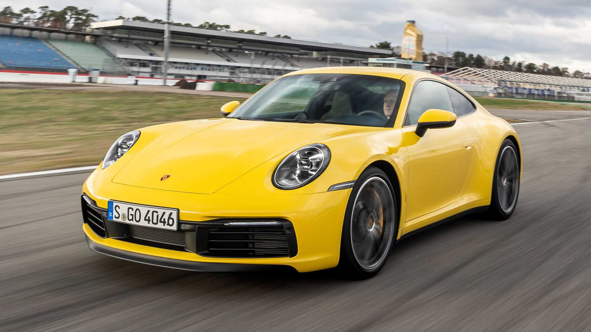 73 Best Review 2020 Porsche 992 Speed Test with 2020 Porsche 992