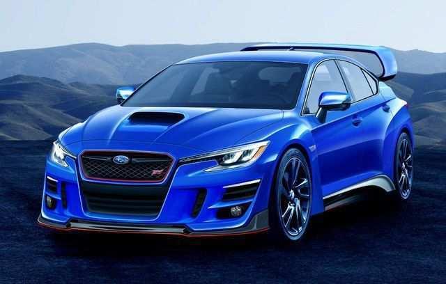 73 Best Review 2020 Subaru Sti Concept Specs and Review for 2020 Subaru Sti Concept