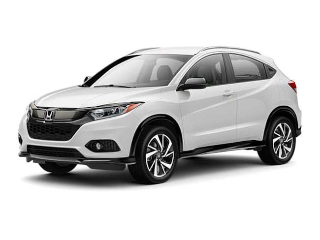 73 Best Review Honda Hrv 2019 Performance and New Engine for Honda Hrv 2019