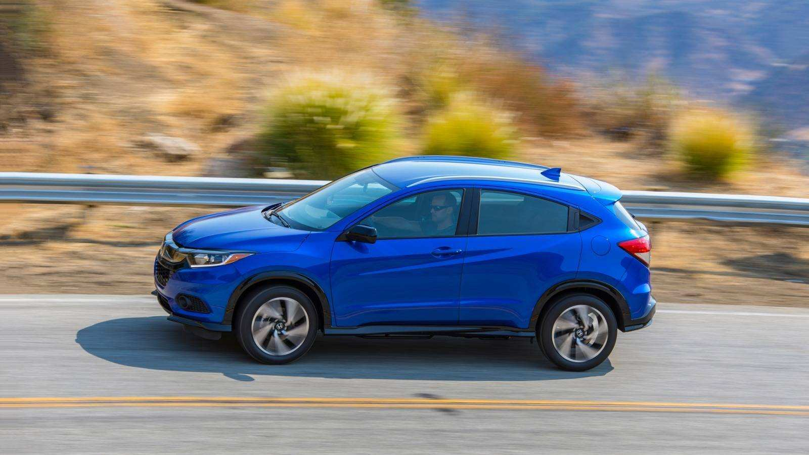 73 Best Review Honda Hrv 2019 Performance and New Engine with Honda Hrv 2019