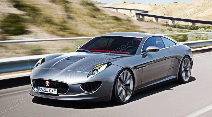 73 Best Review Jaguar Coupe 2020 Engine for Jaguar Coupe 2020