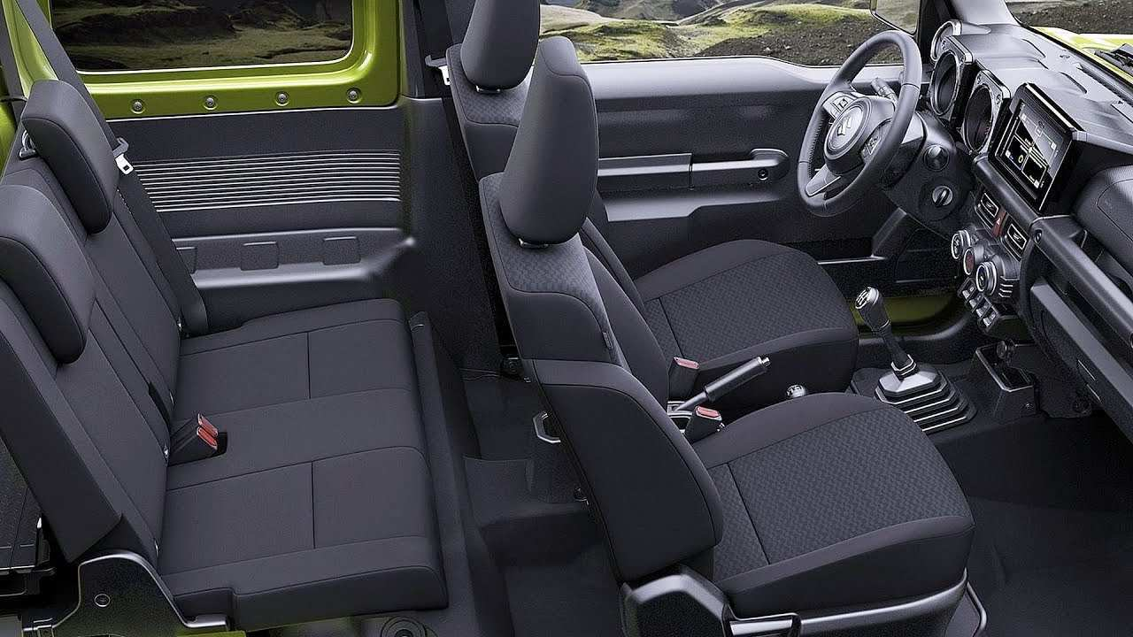 73 Best Review Suzuki Jimny 2019 Interior Spesification with Suzuki Jimny 2019 Interior