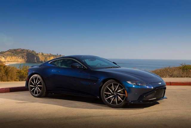 73 Concept of 2019 Aston Martin Vantage Msrp Ratings for 2019 Aston Martin Vantage Msrp