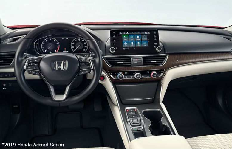 73 Concept of 2019 Honda Accord Interior Ratings with 2019 Honda Accord Interior
