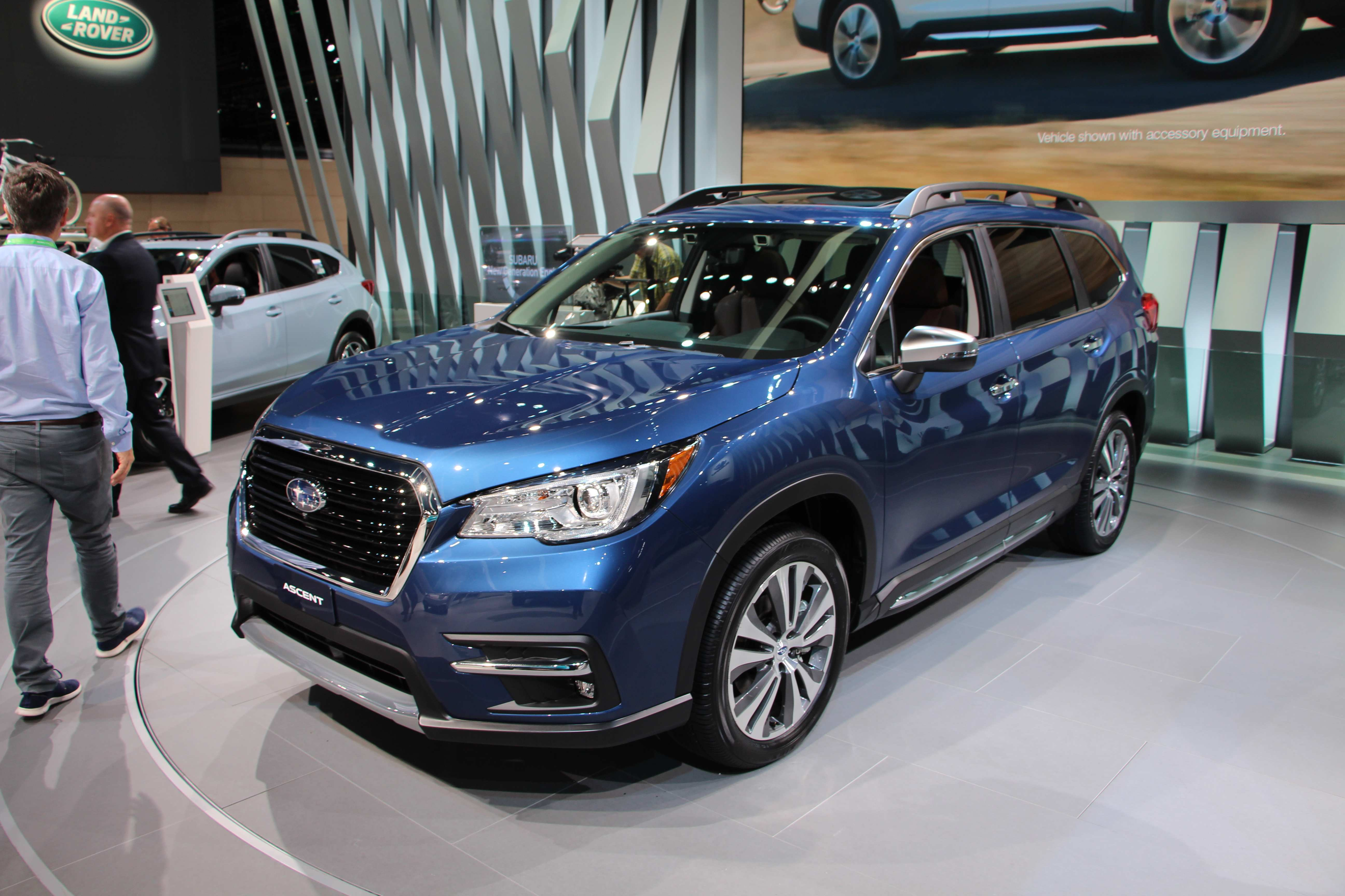 73 Concept of 2019 Subaru Ascent Debut Research New for 2019 Subaru Ascent Debut
