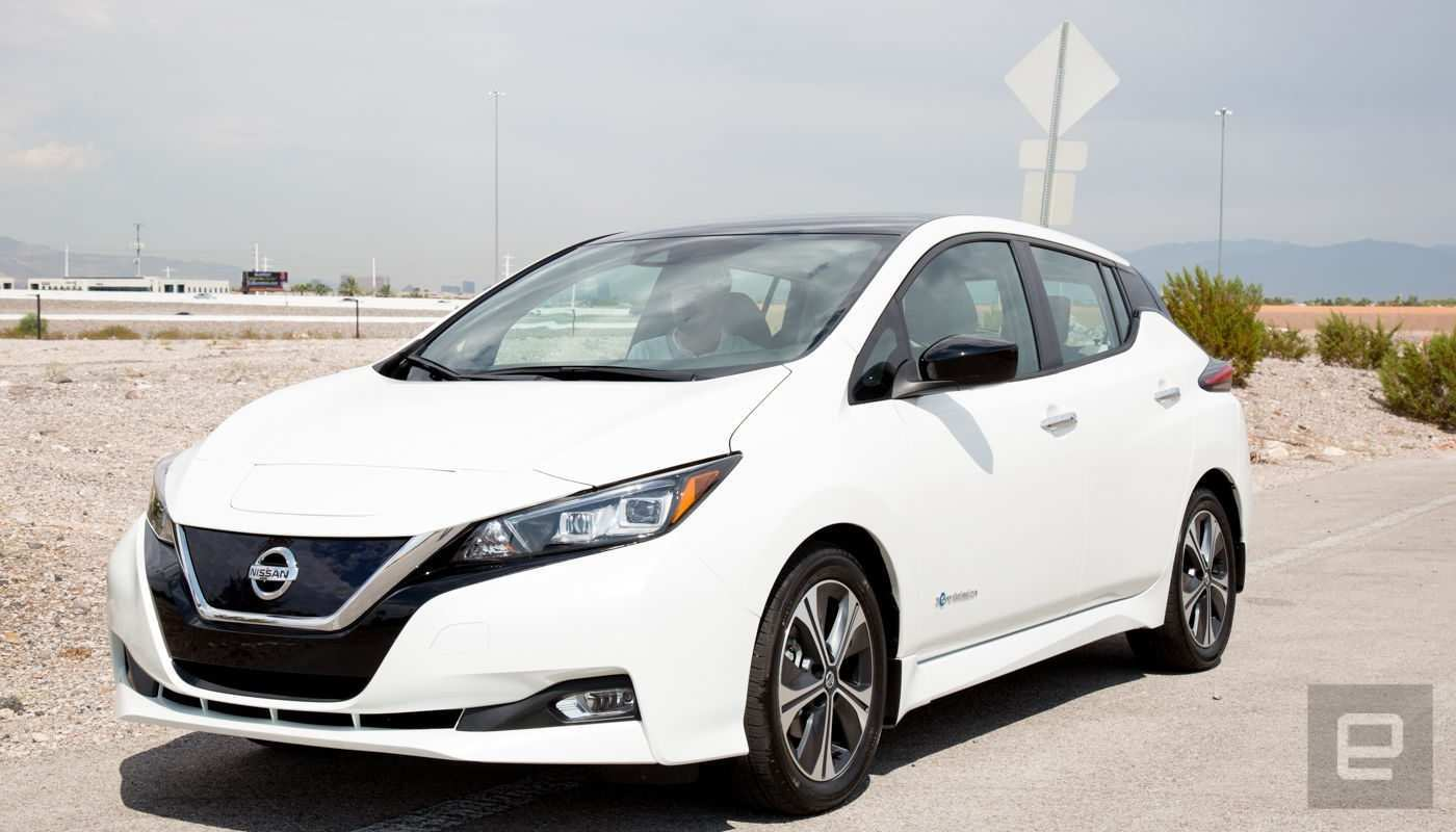 73 Concept of 2020 Nissan Leaf Price Release Date by 2020 Nissan Leaf Price