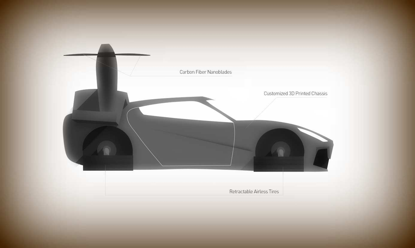 73 Concept of Tesla 2019 Flying Car Images with Tesla 2019 Flying Car