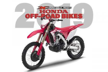 73 Gallery of 2019 Honda Dirt Bikes Exterior by 2019 Honda Dirt Bikes