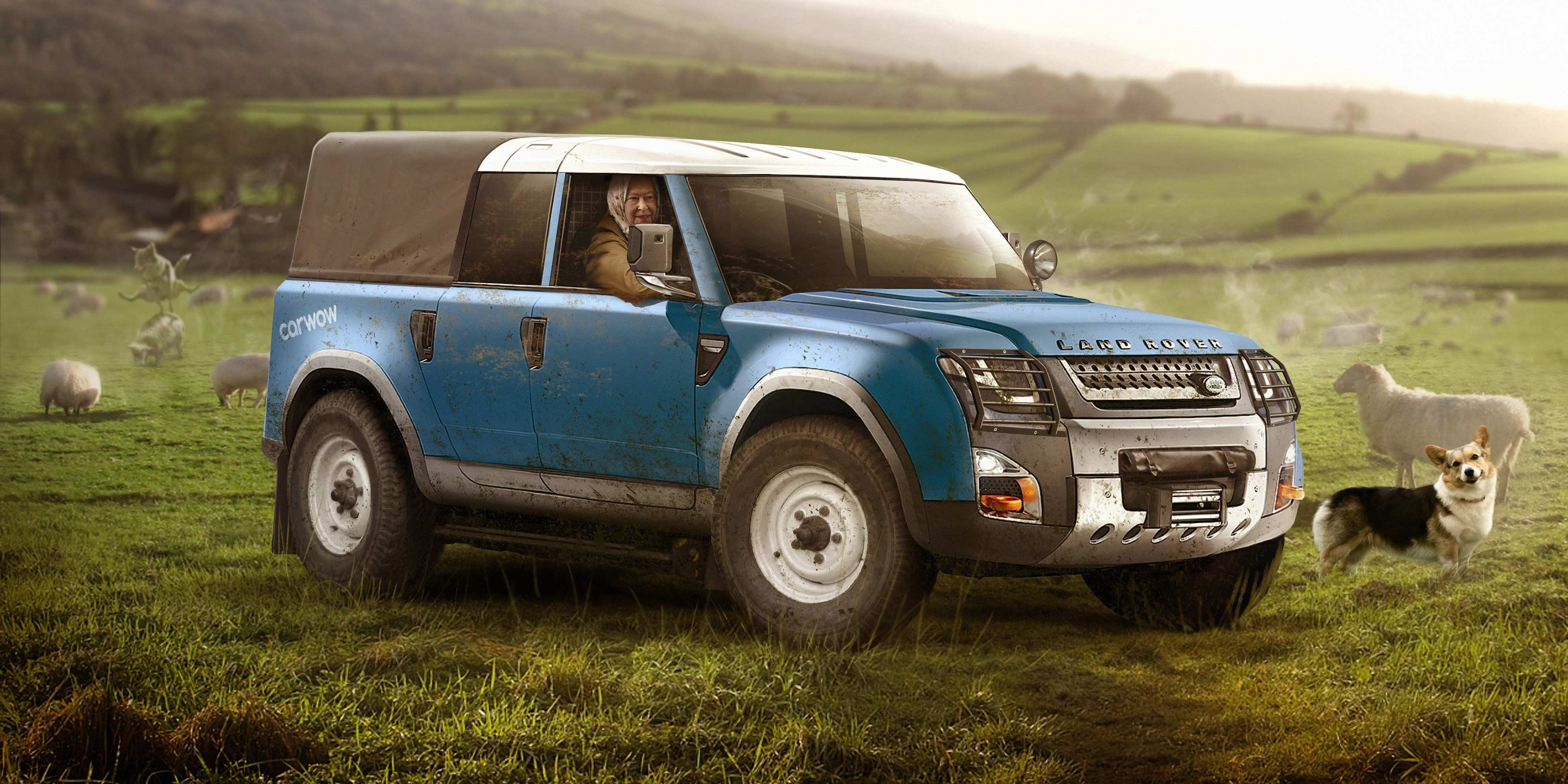 73 Gallery of 2019 Land Rover Defender Price First Drive with 2019 Land Rover Defender Price