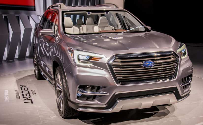 73 Gallery of 2019 Subaru Pickup Truck History for 2019 Subaru Pickup Truck
