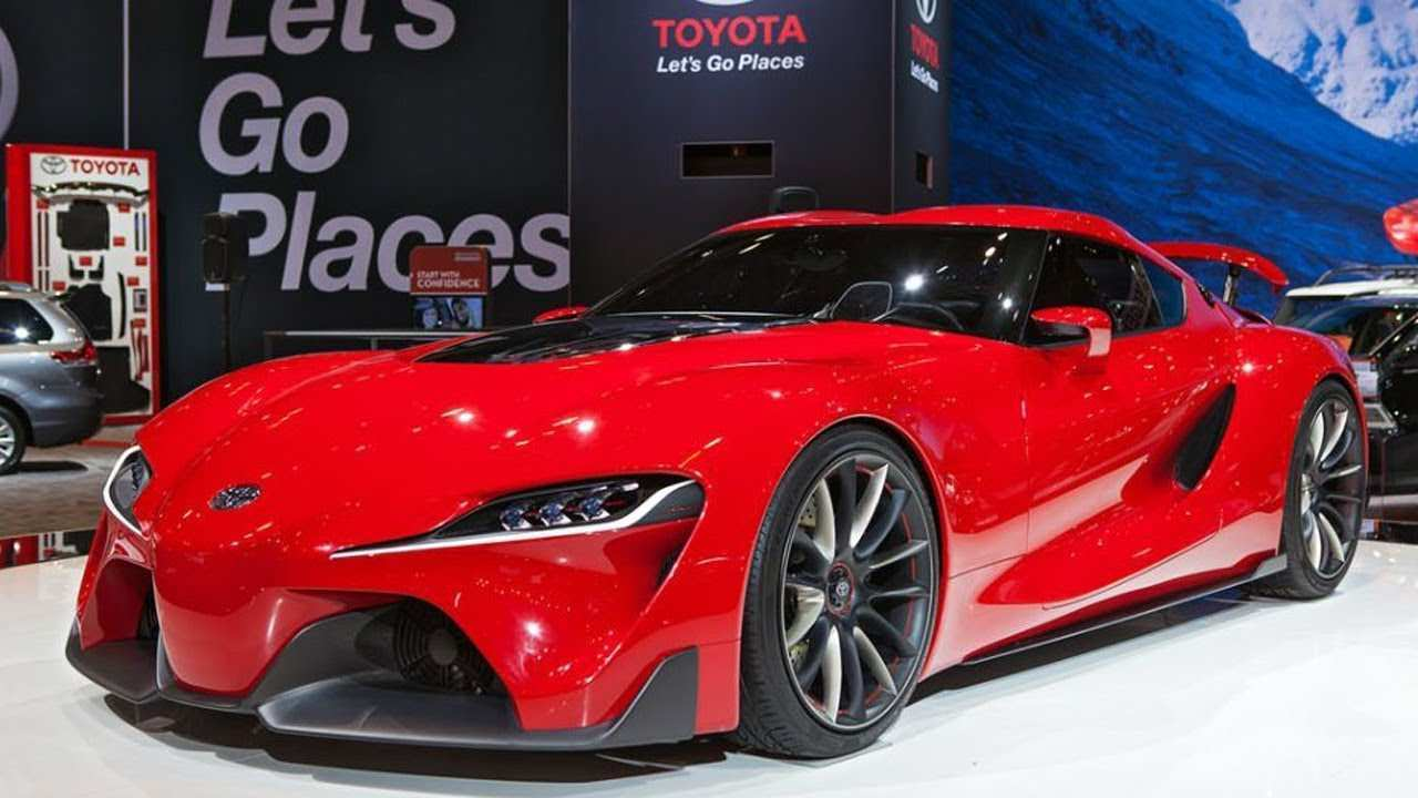 73 Gallery of 2019 Toyota Supra Manual History for 2019 Toyota Supra Manual