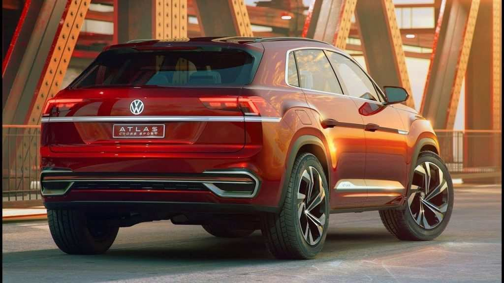 73 Gallery of 2019 Volkswagen Crossover Spy Shoot by 2019 Volkswagen Crossover