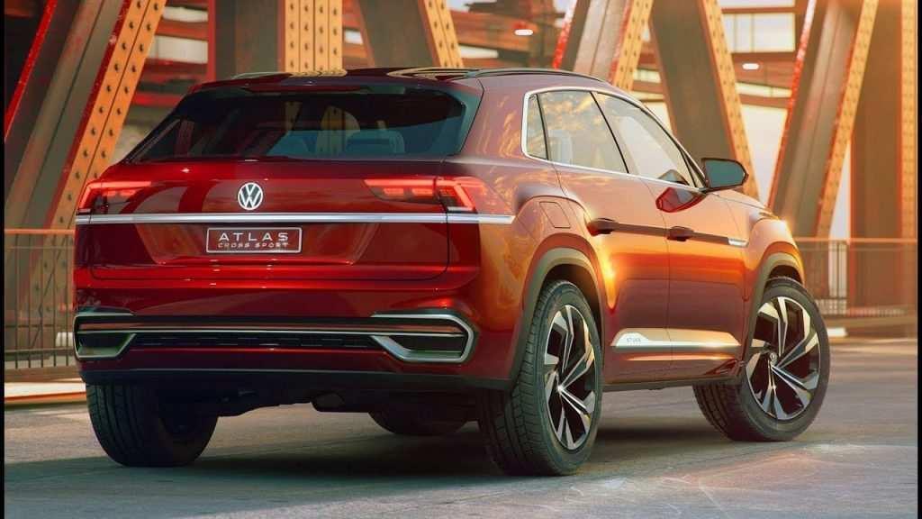 73 Gallery of 2019 Volkswagen Crossover Spy Shoot by 2019 Volkswagen Crossover