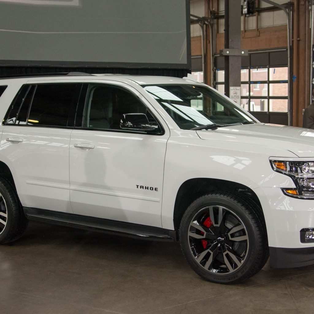 73 Gallery Of 2020 Chevrolet Tahoe Redesign Overview By 2020