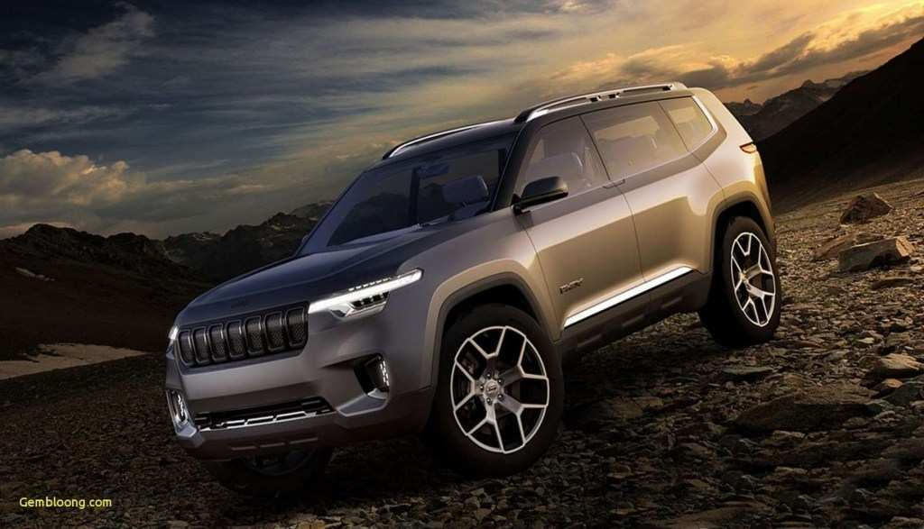 73 Gallery of 2020 Jeep Grand Cherokee Redesign Research New by 2020 Jeep Grand Cherokee Redesign