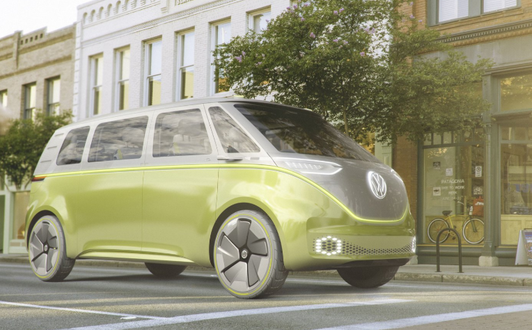 73 Gallery of 2020 Vw Bus Photos with 2020 Vw Bus