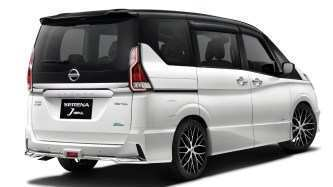 73 Gallery of Nissan Serena 2019 Redesign with Nissan Serena 2019