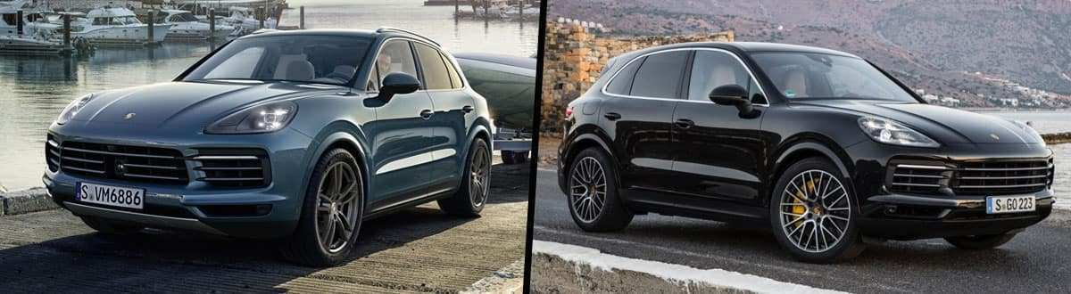 73 Great 2018 Vs 2019 Porsche Cayenne Spy Shoot by 2018 Vs 2019 Porsche Cayenne
