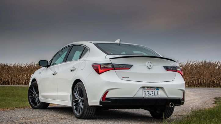 73 Great 2019 Acura Ilx Redesign Specs by 2019 Acura Ilx Redesign