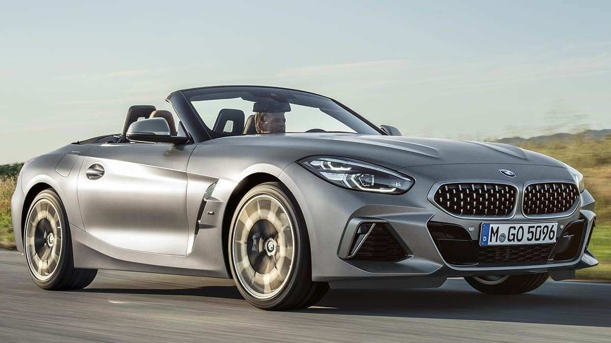 73 Great 2019 Bmw Roadster Speed Test with 2019 Bmw Roadster