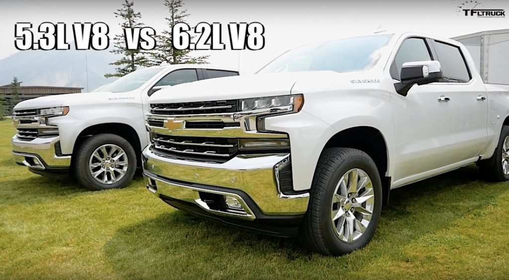 73 Great 2019 Chevrolet Silverado 1500 Review Research New by 2019 Chevrolet Silverado 1500 Review