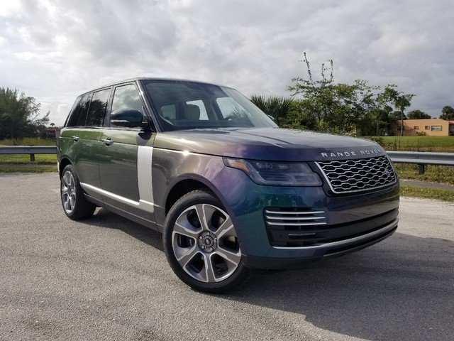 73 Great 2019 Land Rover Autobiography Exterior with 2019 Land Rover Autobiography